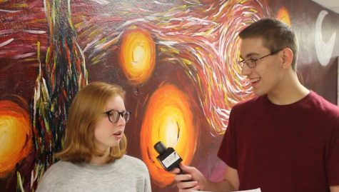 Courier Chat: AJ Marusko Wins Mural Competition