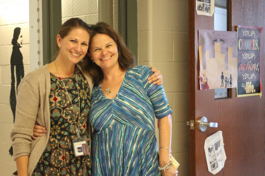 Wilt also collaborates with her fellow English teacher, Mrs. Erica Littleton.  Wilt and Littleton work together to pave the path to AP English by creating assignments that give the foundation for college-level classes.