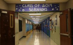 Grades Compete in Hallway Decorating Competition