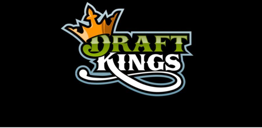 Draft King is a fantasy football website.  Screenshot taken by Lucas Dimler