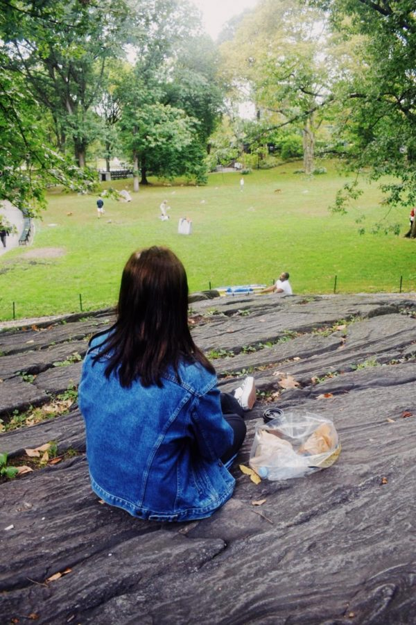 Curran goes to Central Park to eat some lunch and watch the dog park. She's reminded of her life back in Southern Pennsylvania, but wouldn't want to change a single step she has made.