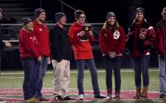 Jensen Perry Awarded Alumni Spirit Award