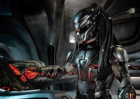 'The Predator' Stalks Prey in a New Way