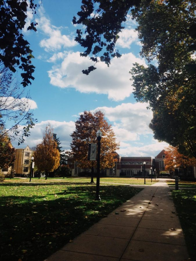 Featuring a beautiful college-town atmosphere, LVC hosts students from across the region every year.