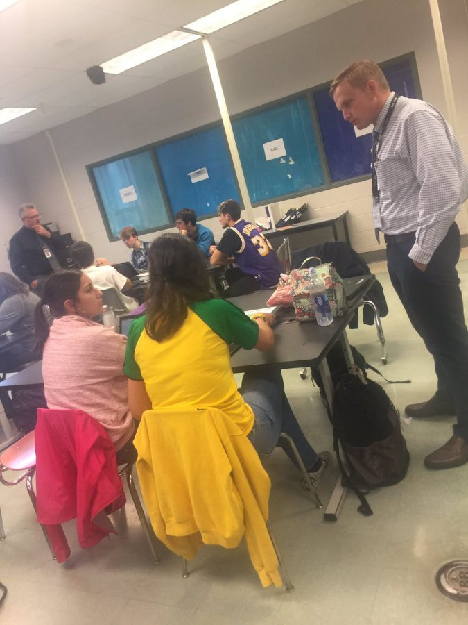 Think Tank puts efforts into creating new opportunities for community growth. Photo courtesy of Kellin McCullough via Twitter.