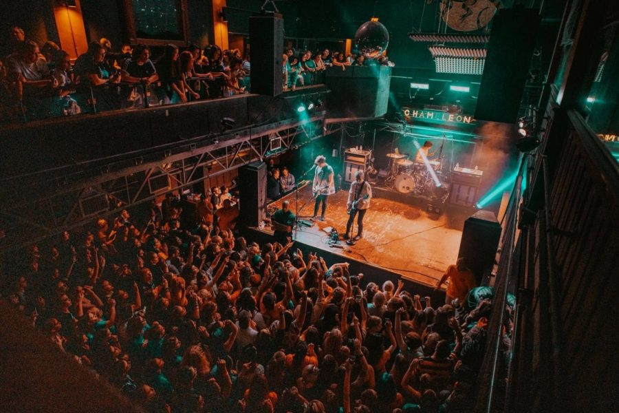 Waterparks performing in Lancaster as a part of the North American Entertainment Tour. Photo by Jawn Rocha