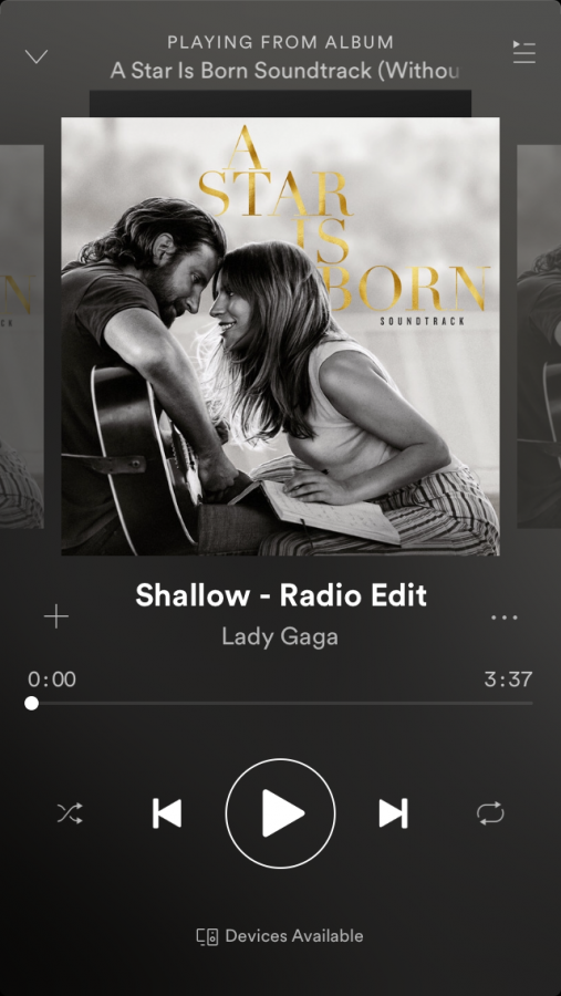 The+soundtrack+including+the+hit+song+%22Shallow%22+can+be+downloaded+everywhere+you+can+find+music.+