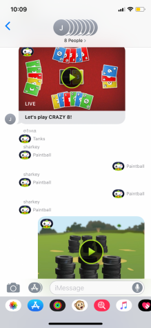 Students Revive iMessage Games