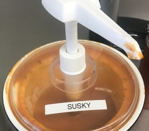 It Will Never Leave: Susky Sauce