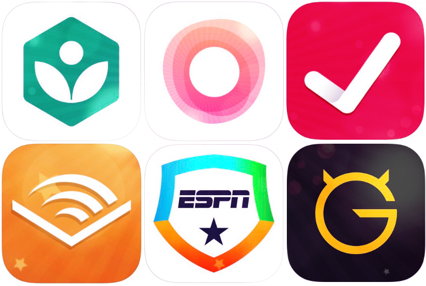 6 Helpful Apps. Photo by Michael Daiuto