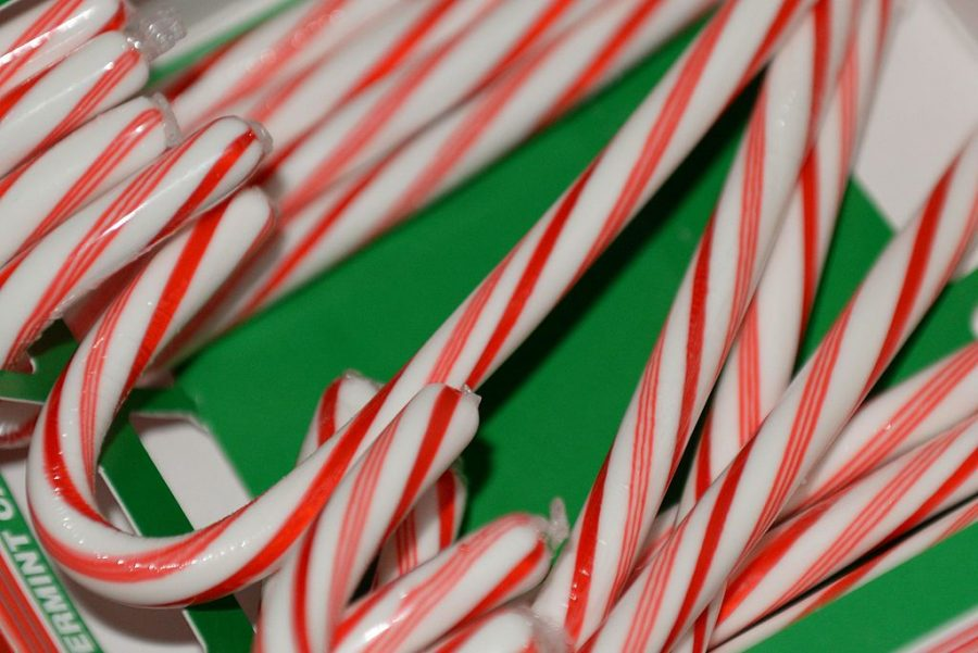 Theatre Sells Candy Canes