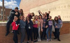Thespian Society Attends and Enjoys Pennsylvania State Festival