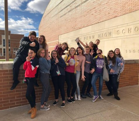 Students Sing at PMEA Regional Festival