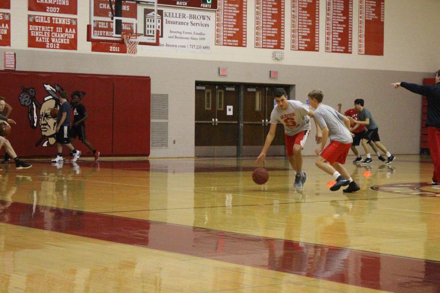 Boys Basketball Begins a New Season