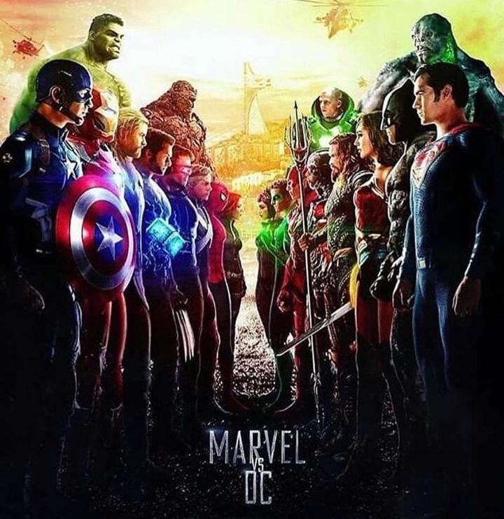 DC vs. Marvel: Who Wins the Battle?