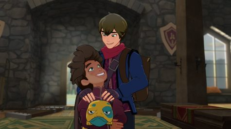 "Netflix Entices Cartoon Lovers with ""The Dragon Prince"""