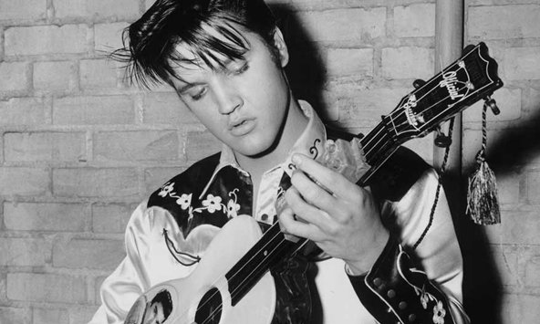 Elvis Presley, aka the king of Rock and Roll was the largest influence on modern day music of the time. Image Courtesy of: @Adrelith via Twitter