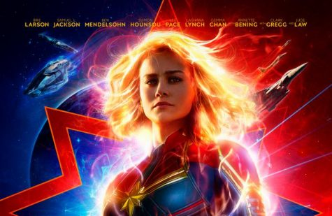 """Captain Marvel"" Flies Higher, Further and Faster into Theaters"