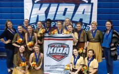 Colorguard and Drumline Tackle Championships