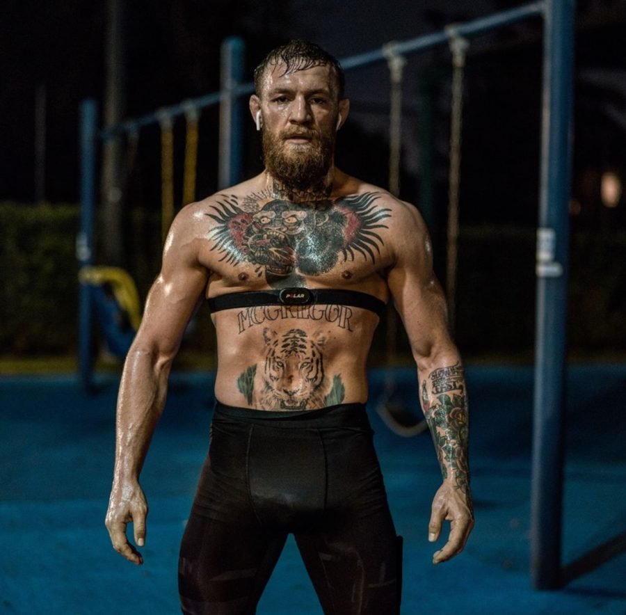 The+notorious+Conor+Mcgregor.+Photo+taken+by+Instagram+account+thenotoriousmma
