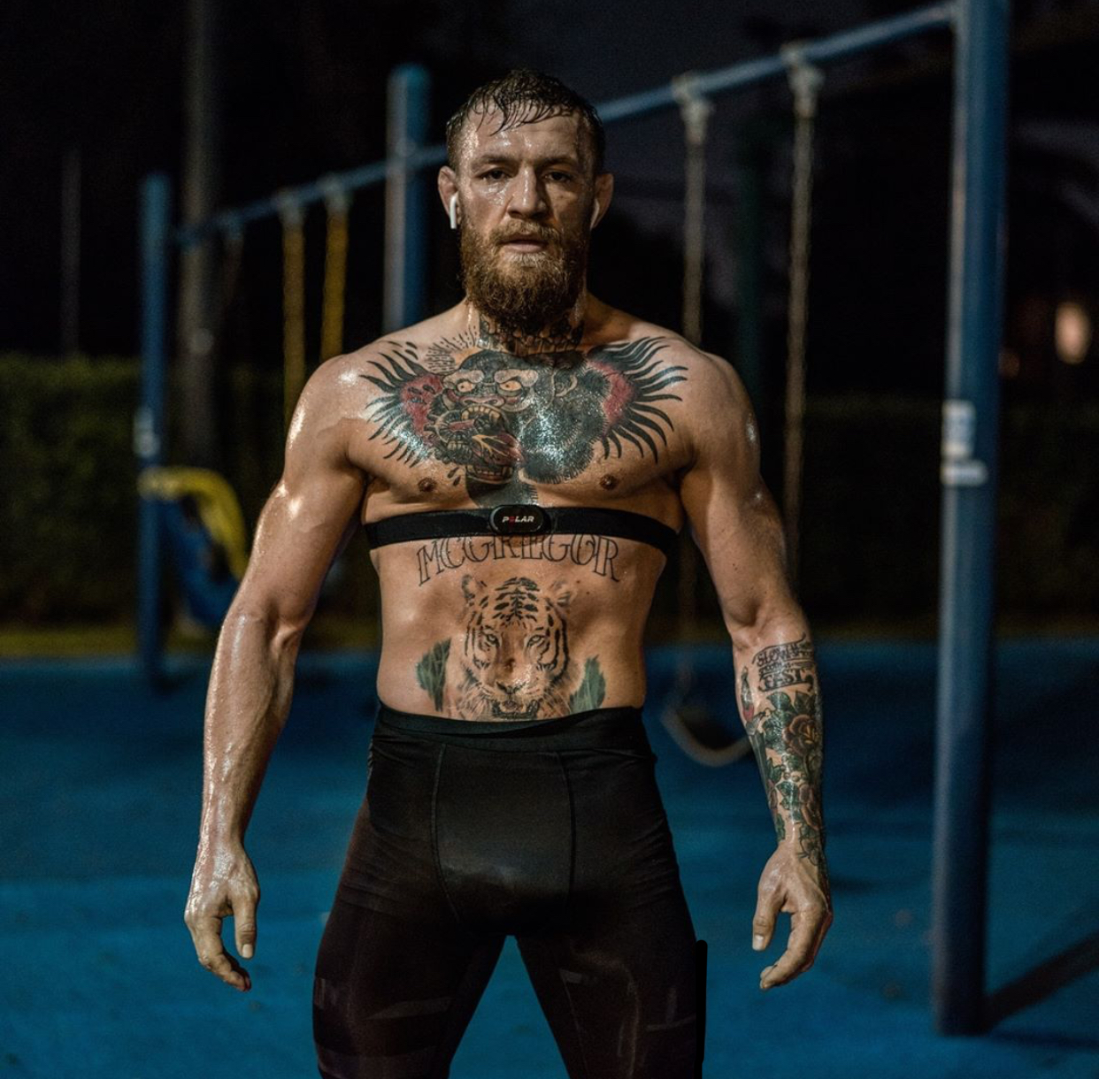 The notorious Conor Mcgregor. Photo taken by Instagram account thenotoriousmma
