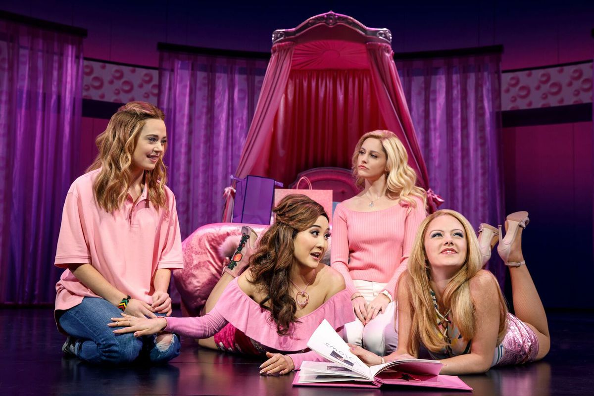 Mean Girls the musical opened on Broadway on April 8, 2018.