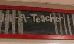 Jail-A-Teacher Day: April 17