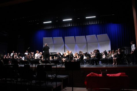 Band Touches Hearts at Concert