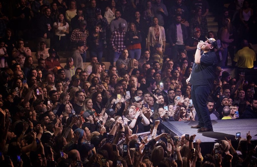 Luke Combs Gives Fans What They Want