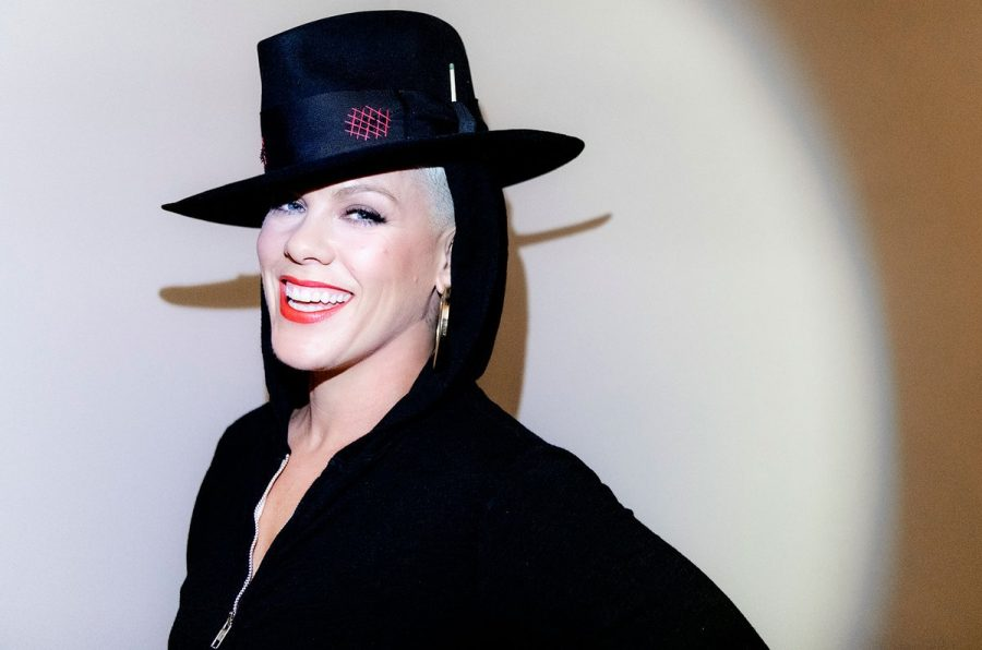 P!nk has worked to create numerous albums, with