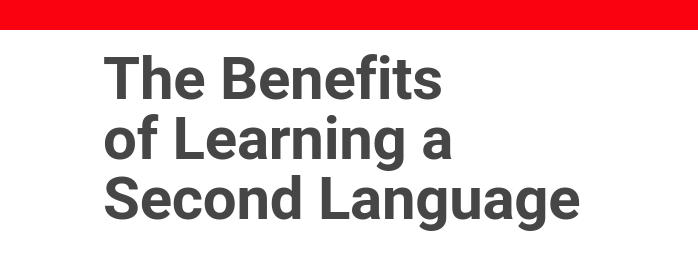 Learning a Second Language is Beneficial