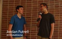 Jordan Futrell Talks About Being Valedictorian