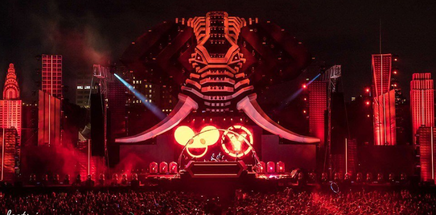 The Electric Zoo in New York City is back and bigger than ever! Image Courtesy of: @Mix247EDM via Twitter