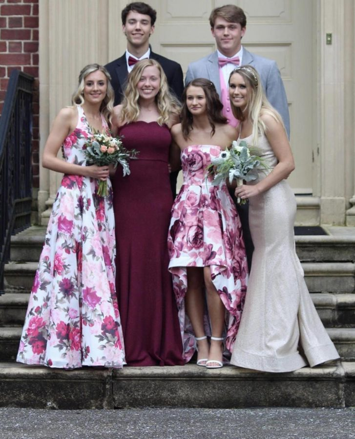 Students Dress to Impress at Prom