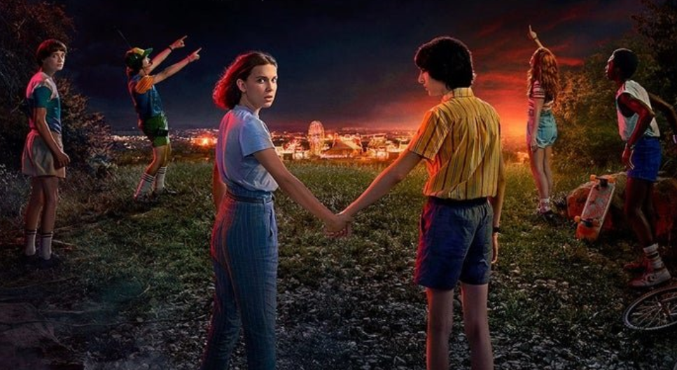 Cover photo for Stranger Things Season 3 Image Courtesy of:@ComicBook via Twitter
