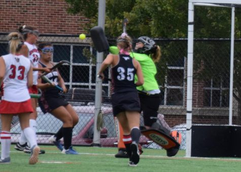 Field Hockey Takes Division Title and Plays at Counties