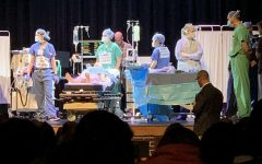 Students Tour Health Career Opportunities