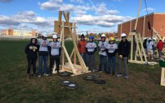 Students Compete in Punkin' Chunkin' Competition