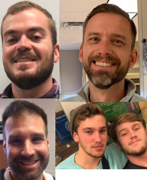 Hanson Grows Beard for Mini-THON