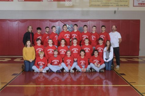 Warriors Wrestling with New Season