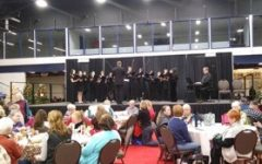 Chanticleer Sings at PA Farmshow Complex