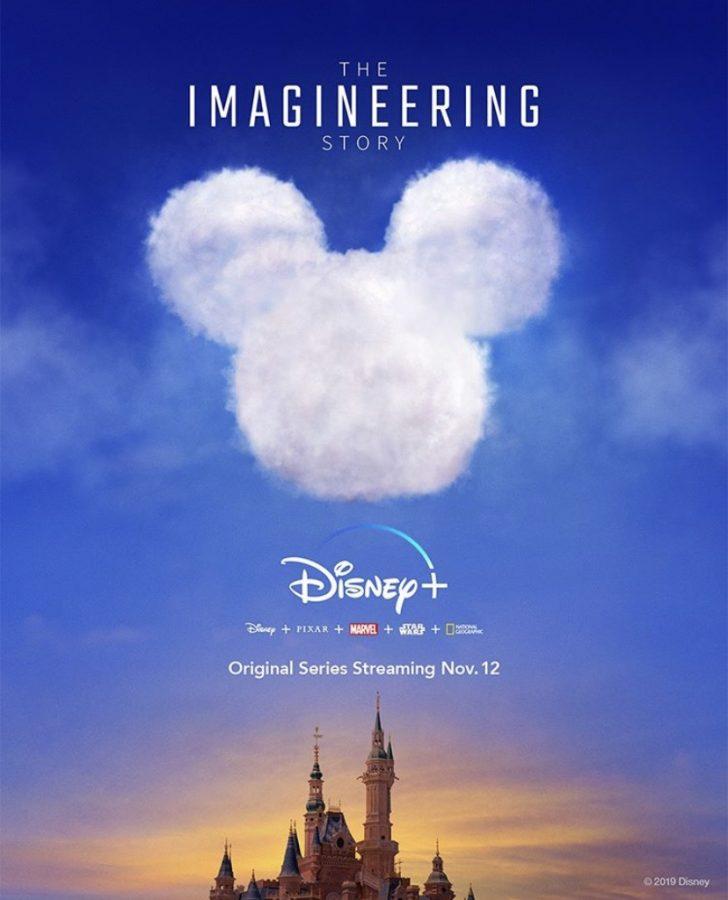 Poster advertising Disney+  Image Courtesy of @disneyplus via Instagram