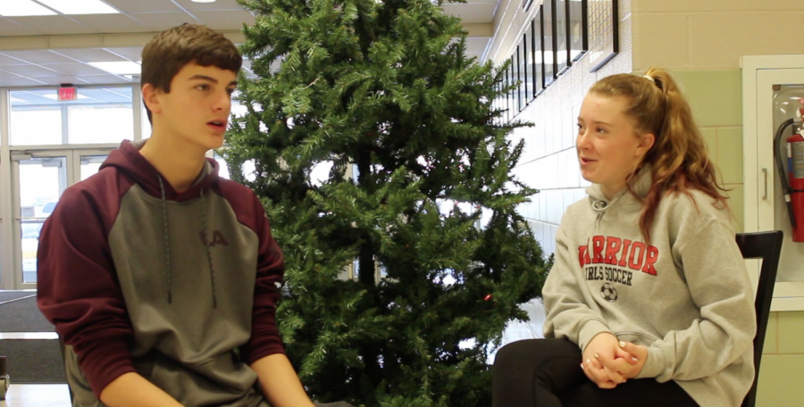 Schwanke Talks Holidays