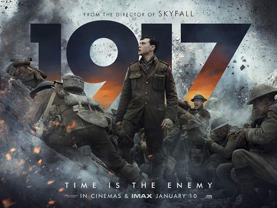 '1917': The Best World War 1 Movie?
