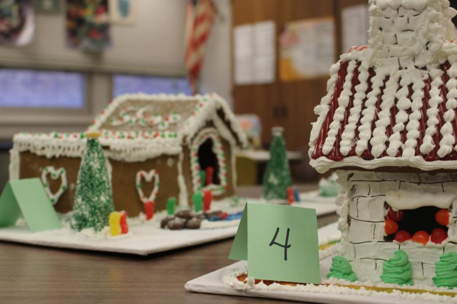 Students+Construct+for+the+Gingerbread+House+Competition