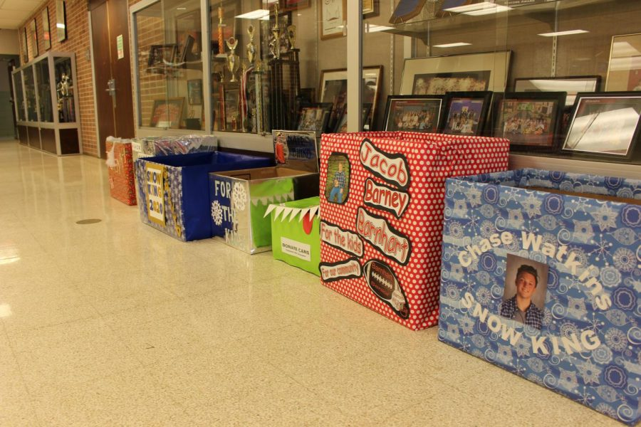 Snow King Creates a Blizzard of Charity