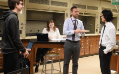 Students Engage in Trial