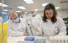 Researchers Work to Develop COVID-19 Vaccine
