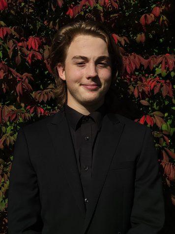 Photo of Ian Davis