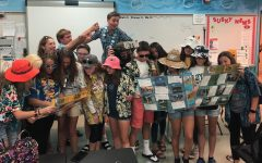 Student Council Hosts Spirit Week, Oct. 13-16